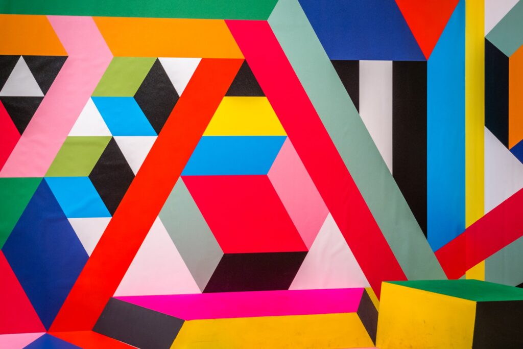 абстрактный рисунок