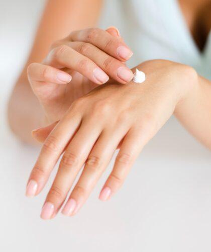 ухоженные женские руки