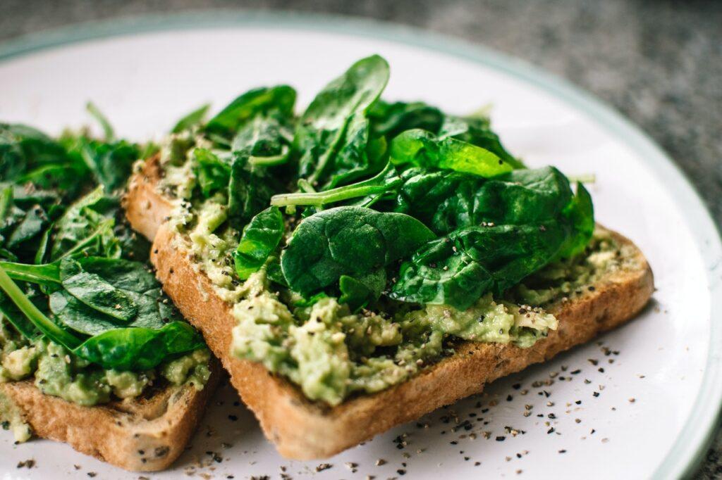 бетурброды с зеленью