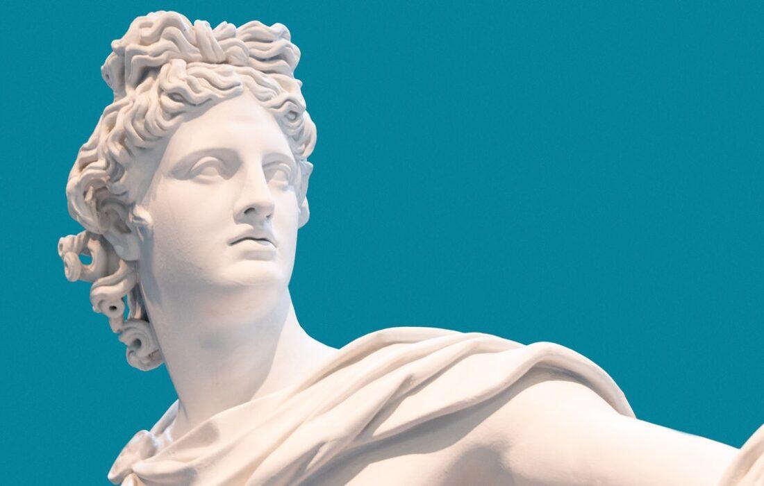 статуя мужчины