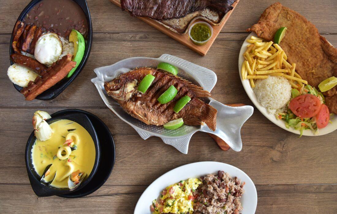 мясные и рыбные блюда