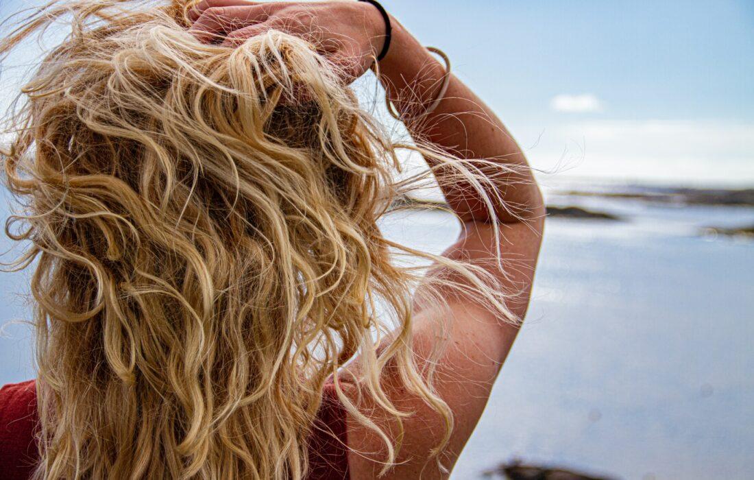 красивые волосы