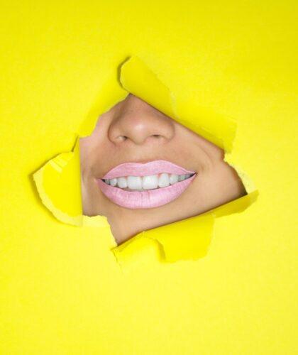 красивые губы и зубы