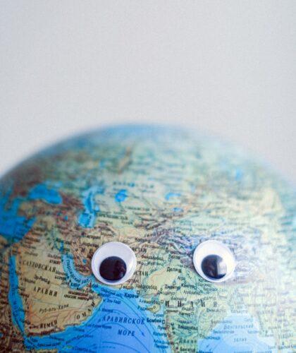 планетка с глазками