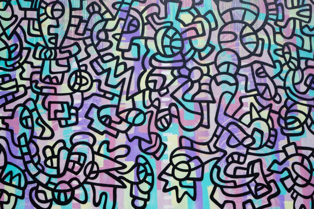 абстрактный арт