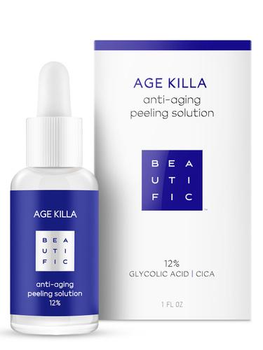 BEAUTIFIC/AGE KILLA антивозрастной