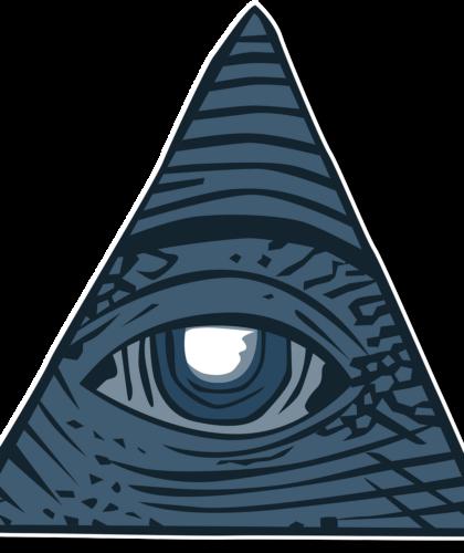 всевидящее око арт