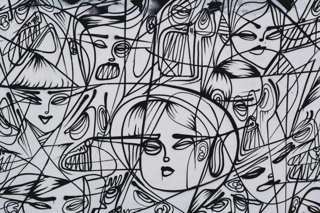 арт людей
