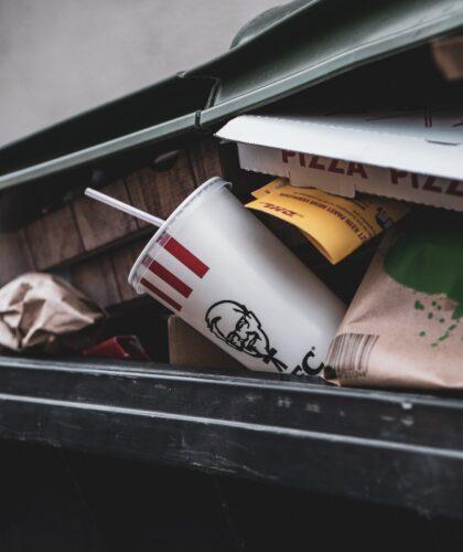пищевые отходы
