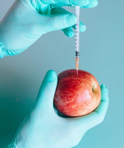укол в яблочко