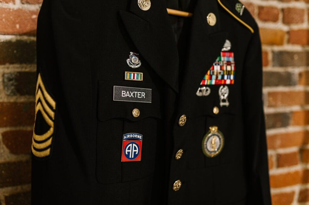 пиджак ветерана
