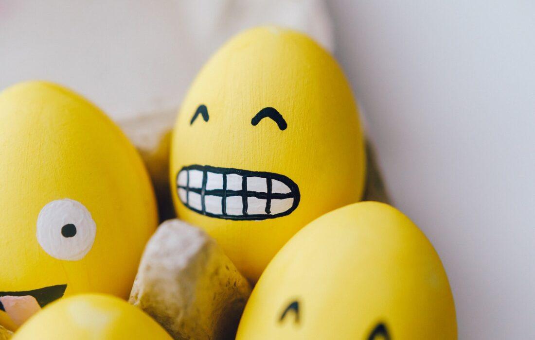 счастливое яйцо