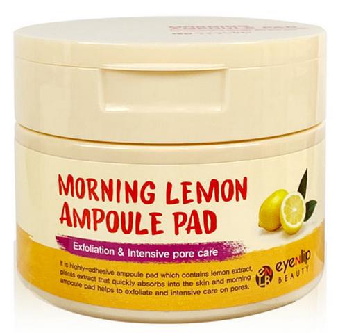 Eyenlip beauty Morning Lemon Ampoule Pad Маска-патч