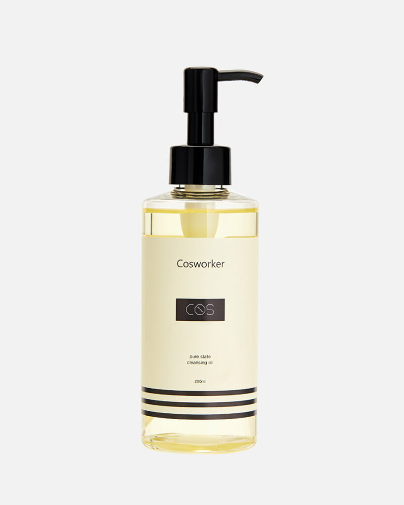 Гидрофильное масло Cosworker pure state cleansing oil.