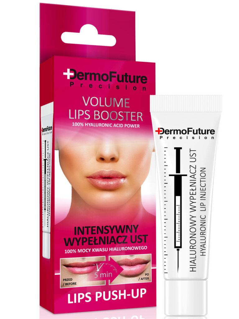DermoFuture Гелевый крем-филлер для губ