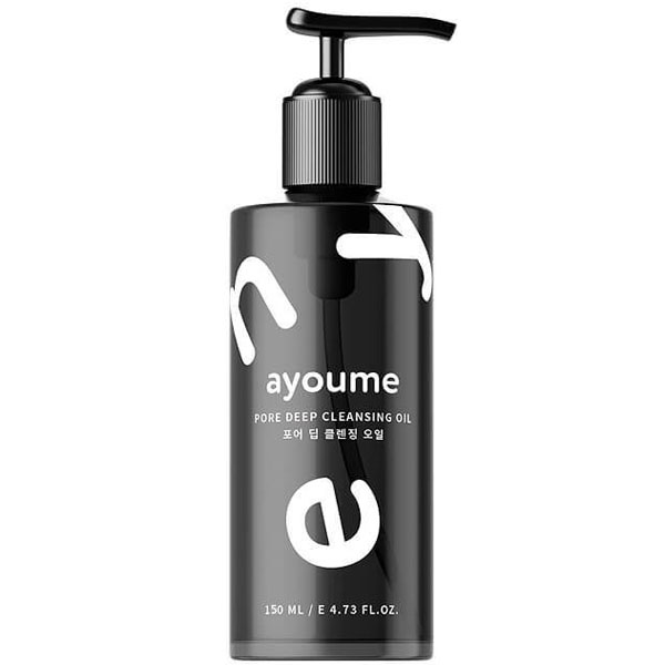 Ayoume Pore Deep Cleansing Oil.
