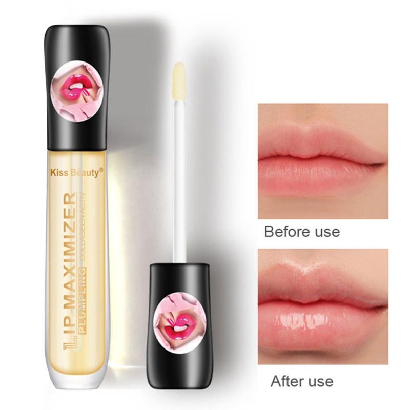 BioC / Lip Maximizer Прозрачный блеск для увеличения объёма губ.