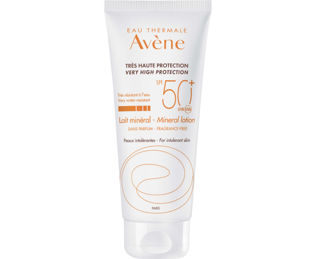 AVENE Mineral cream SPF50+