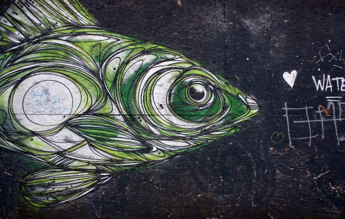 арт рыбы