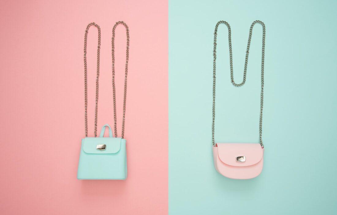 две сумочки