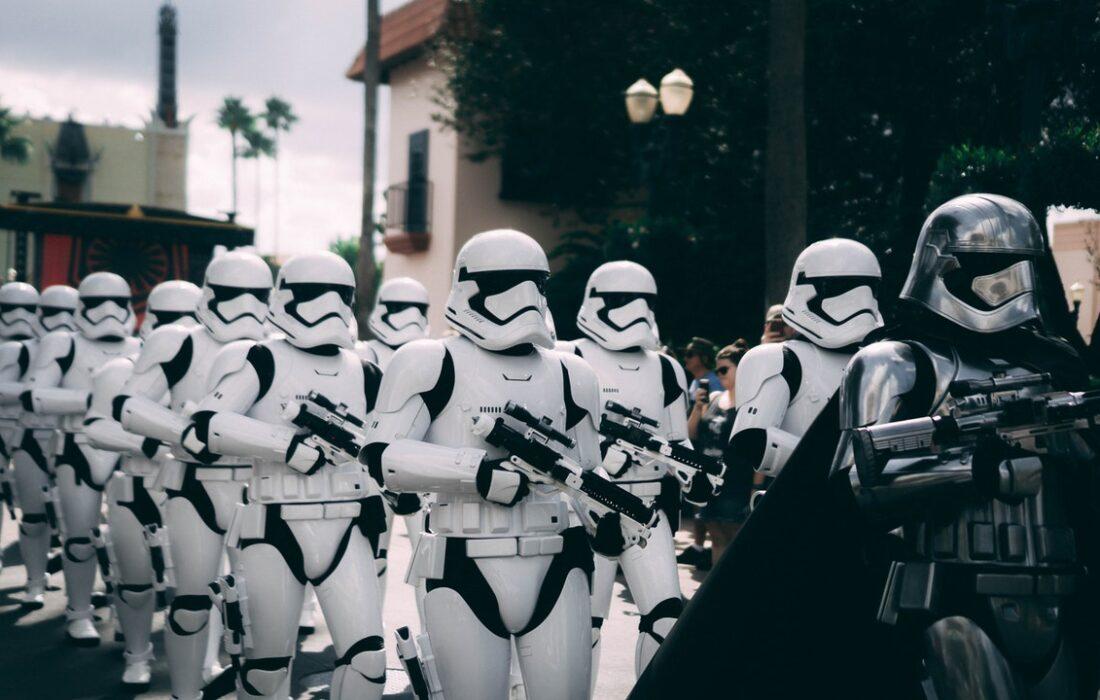 дроиды из звездных войн