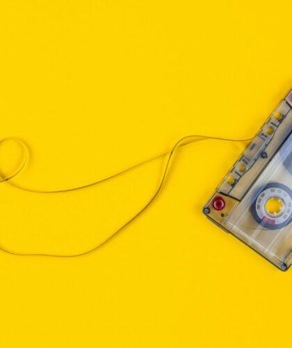 старая кассета
