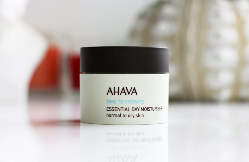 Ahava, Time to hydrate