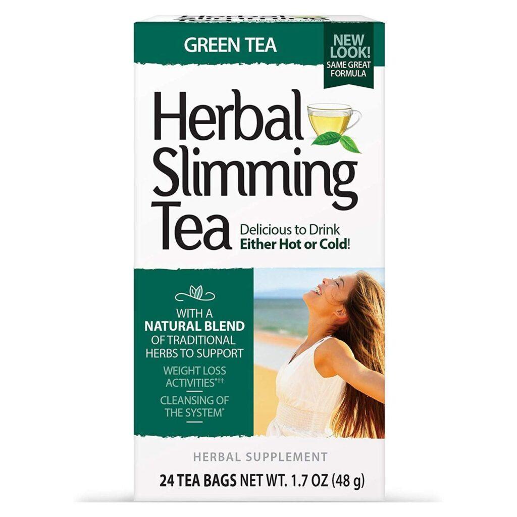 21st Century Health Care Травяной чай