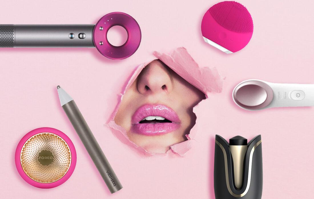 губы и массажеры для лица