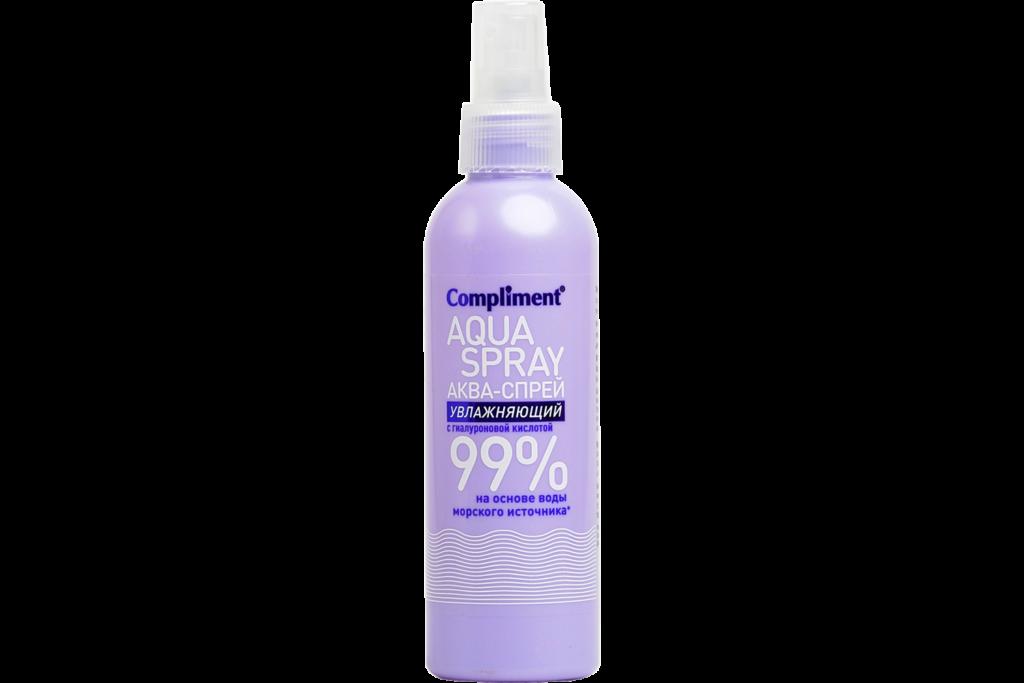 Compliment Аква-спрей с гиалуроновой кислотой