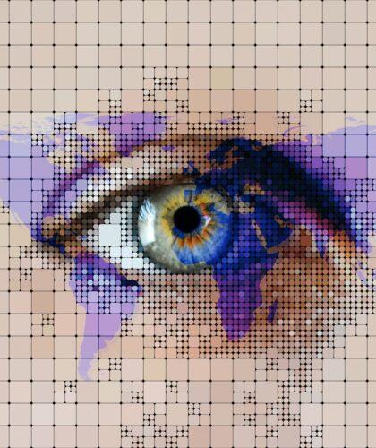 арт глаза