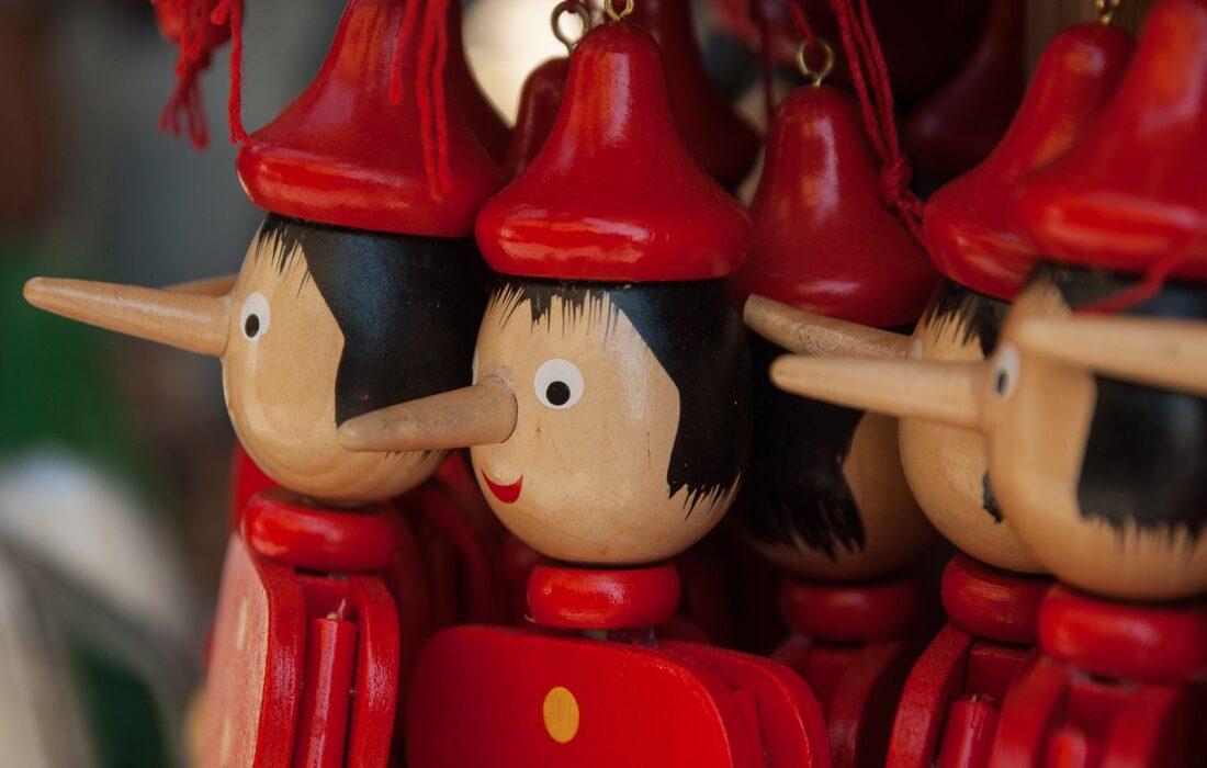 куклы пиноккио