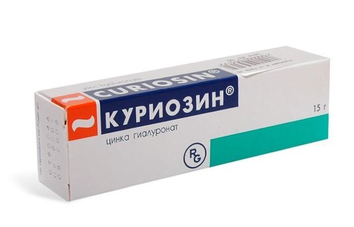 Куриозин с гиалуроновой кислотой