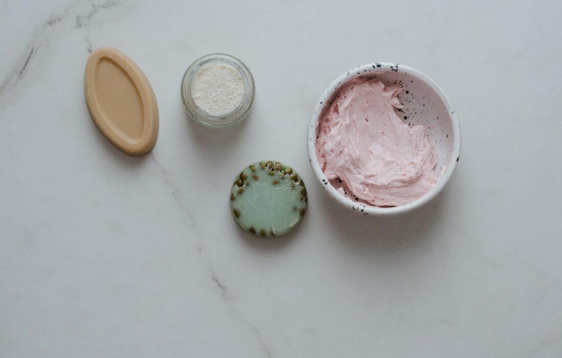 крем и ингредиенты