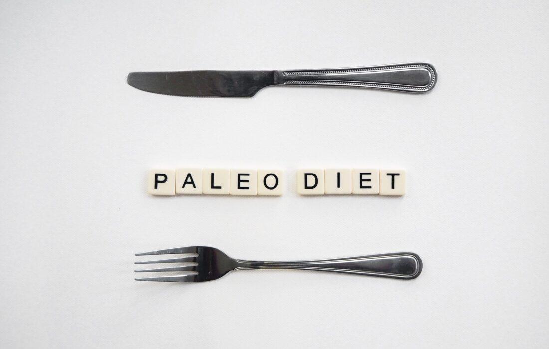 """надпись """"палео диета"""""""