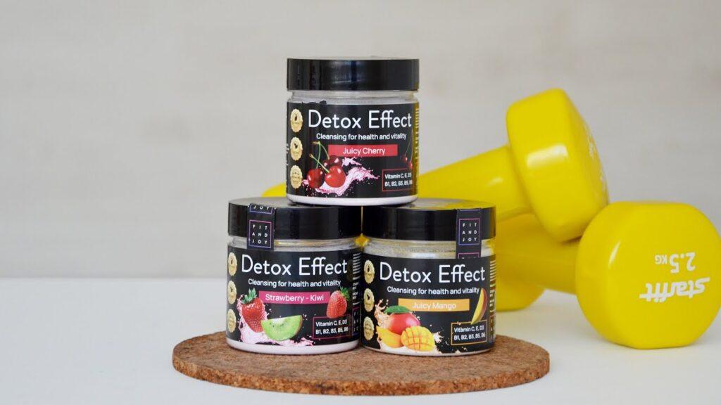 Fit and Joy Detox Effect