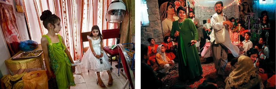 свадьба в Афганистане