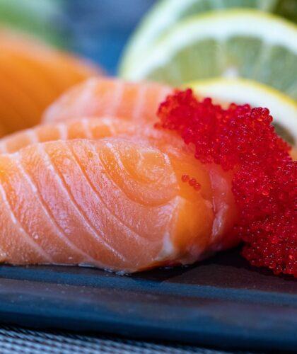 красная рыба
