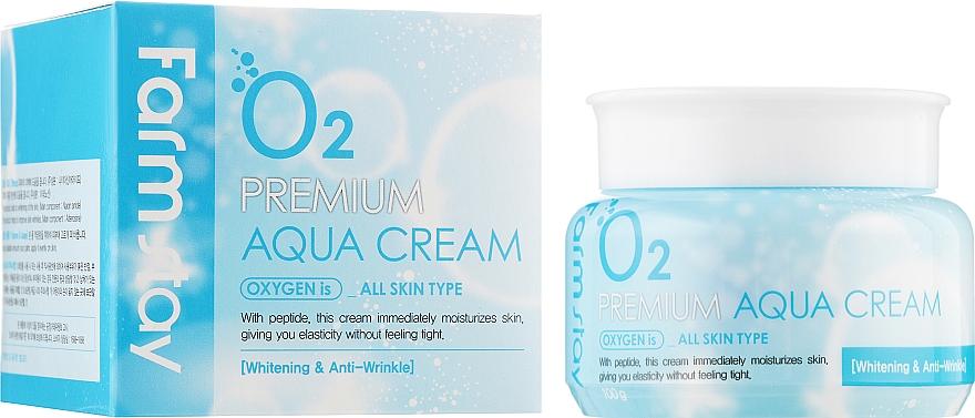 FARMSTAY O2 Premium Кислородная косметика