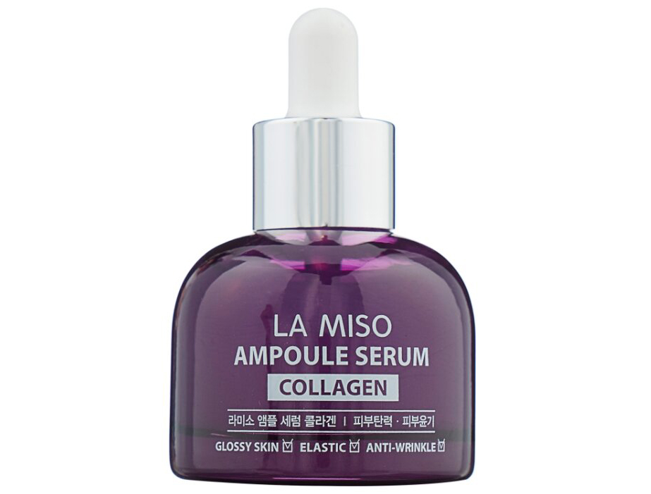 La Miso Сыворотка ампульная для лица с коллагеном