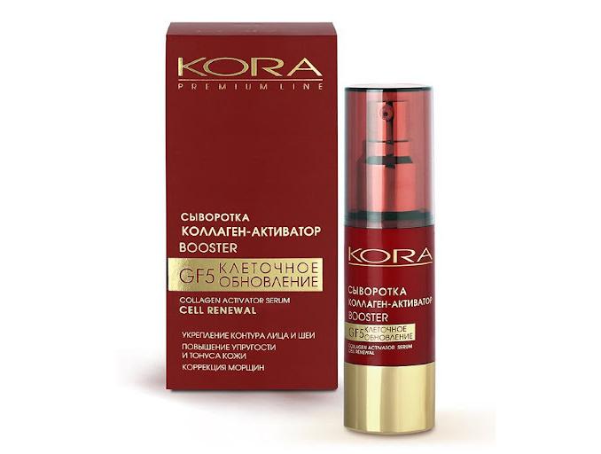 Сыворотка Kora Premium Line «Клеточное обновление»